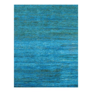 Pasargad N Y Modern Bamboo Silk Hand-Knotted Area Rug - 8' X 10'