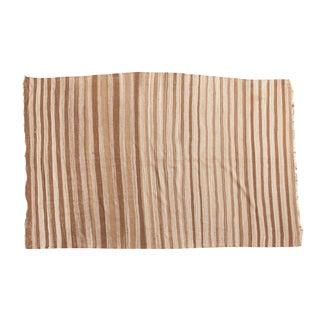 "Vintage Moroccan Kilim Carpet - 5'2"" x 7'11"""