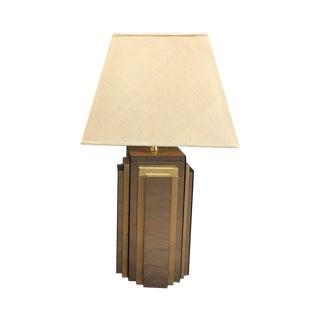 Paul Evans Cityscape Style Lamp
