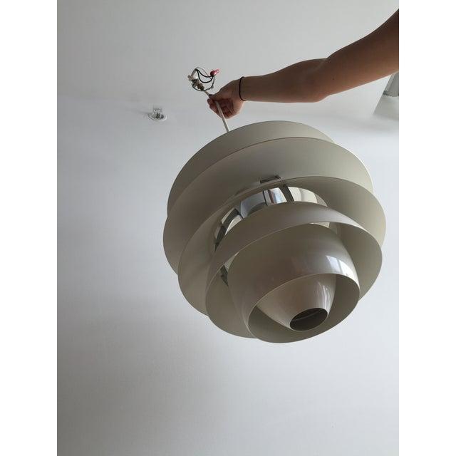 Poul Henningsen Louis Poulsen Snowball Pendant - Image 4 of 7