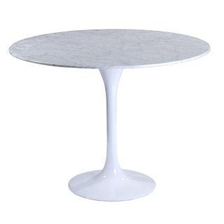 Marble Top Saarinen Style Table