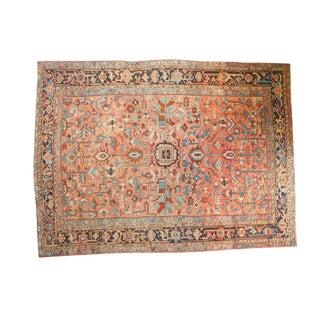 """Vintage Heriz Carpet - 8'5"""" x 11'5"""""""