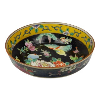 Antique Chinese Famille Rose Bowl