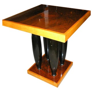 Art Deco Occasional Table attributed to Pierre LeGrain, France circa 1930