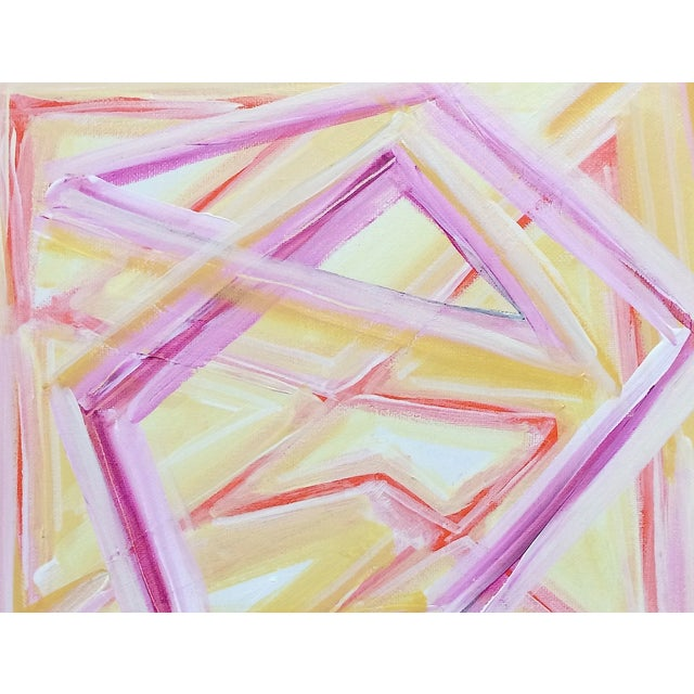 'TROPiCANA' Original Abstract Painting - Image 3 of 7