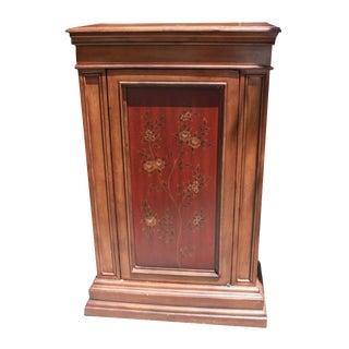 Wood Wine Bar Cabinet