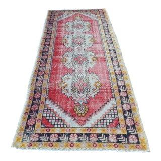 Turkish Area Runner Carpet
