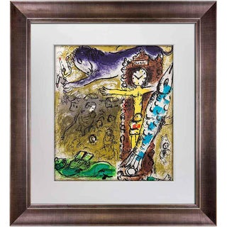 1957 Marc Chagall Original Limited Edition Lithograph