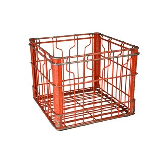 Industrial Metal Crate