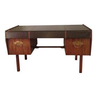 Mid-Century Bert England For Widdicomb Desk