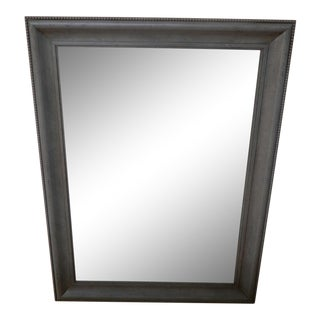 Sarreid Ltd. Stone Gray Caprice Mirror
