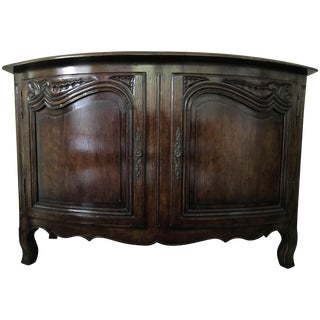 Minton-Spidell French Bow Front Chest