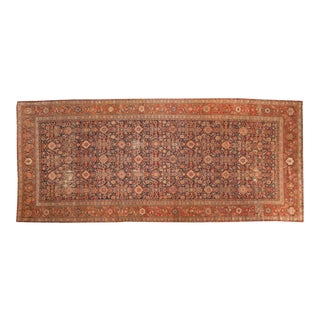 "Antique Malayer Rug Runner - 6'8"" x 15'6"""