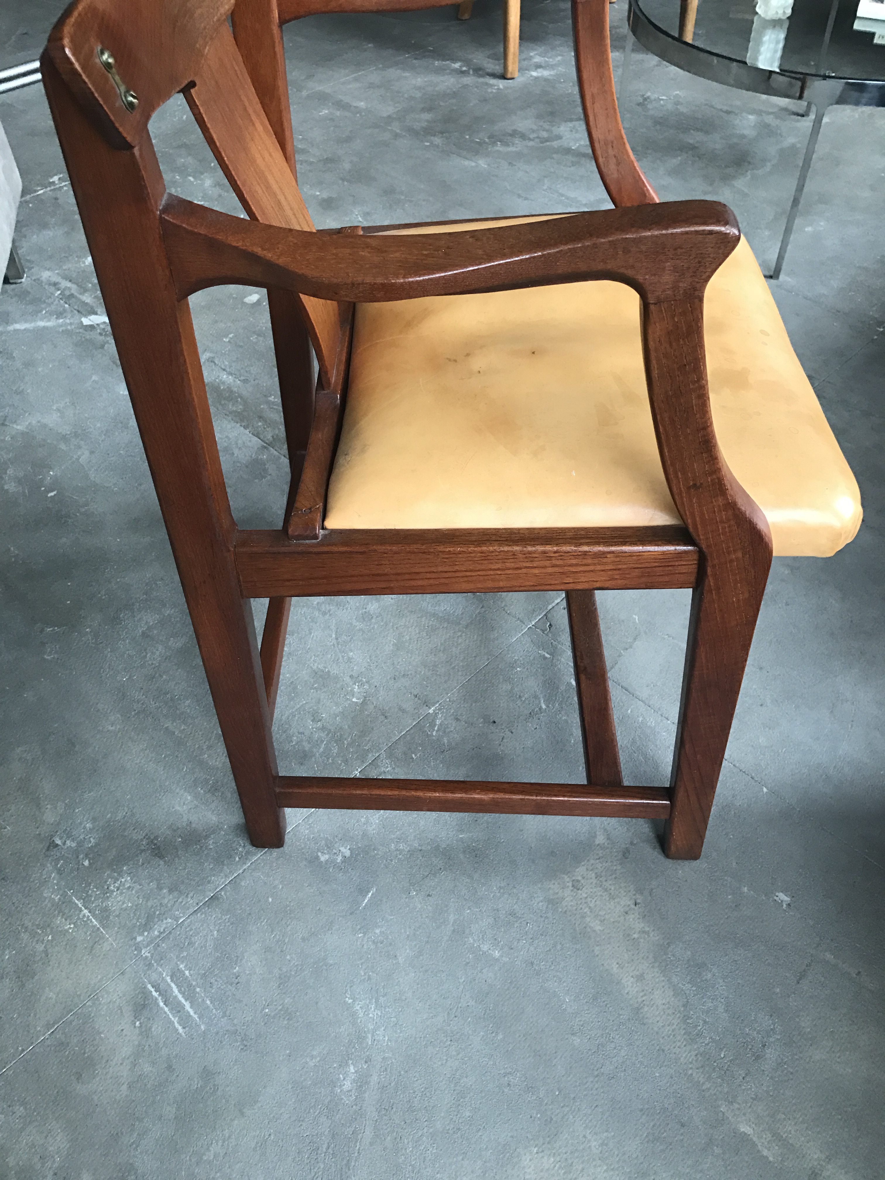 Y/M Court Adler Chair By Bjorn Engo   Image 3 Of 5