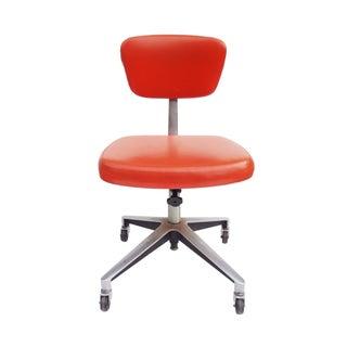 Red Knoll Secretarial Chair