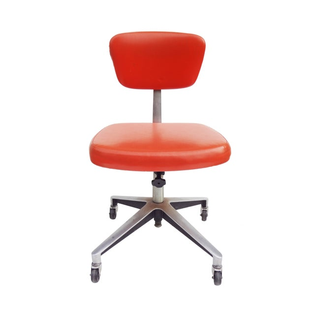Image of Red Knoll Secretarial Chair