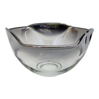 Silver Dorothy Thorpe Serving Bowl