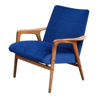 Yngve Rostrum Scandinavian Modern Armchair