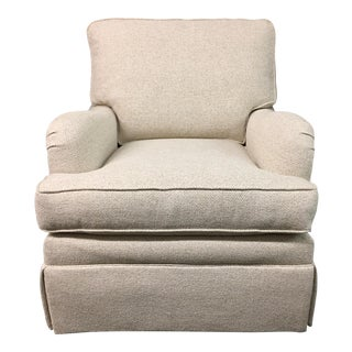 CR Laine Upholstered Lounge Chair