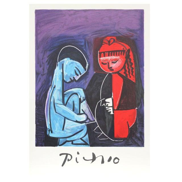 Pablo Picasso - Deux Enfants Claude Et Paloma - Image 1 of 2