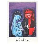 Image of Pablo Picasso - Deux Enfants Claude Et Paloma
