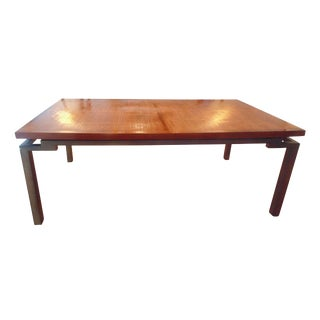 Roche Bobois Bamboo Dining Room Table