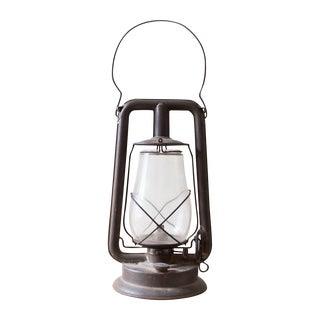 Rare Antique 1903 Meta Paulls Kerosene Oil Lantern