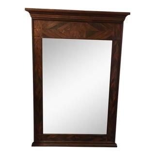 Loggia Showroom - Italian Wood Framed Mirror