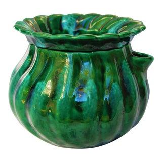 Vintage Large African Violet Self Watering Pot