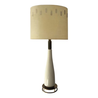 Large Mid-Century Stiffel Table Lamp