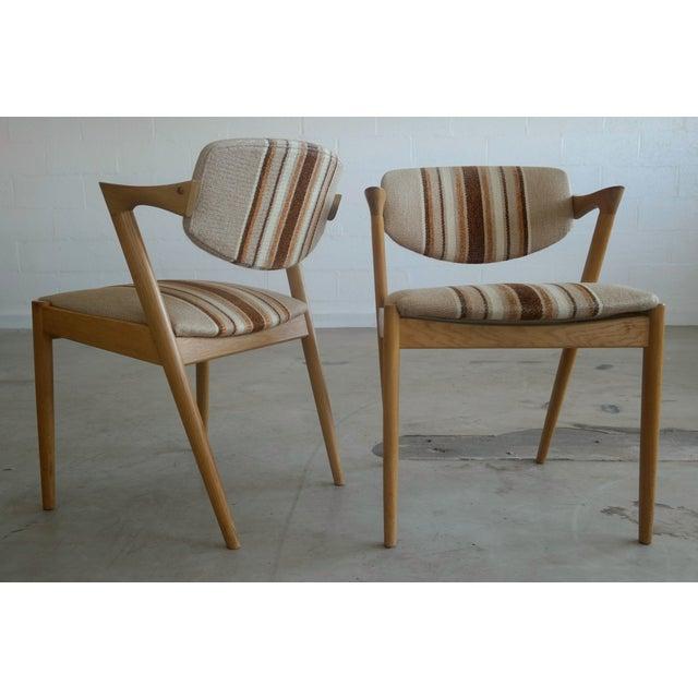 Image of Kai Kristiansen Model 42 Dining Chairs - Set of 6