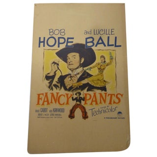 1950 Fancy Pants Lucille Ball Movie Poster