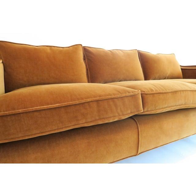 Custom Modern Thin Arm Sofa - Image 7 of 8