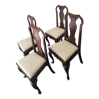 English Early 18th Century Dining Chairs - Set of 4