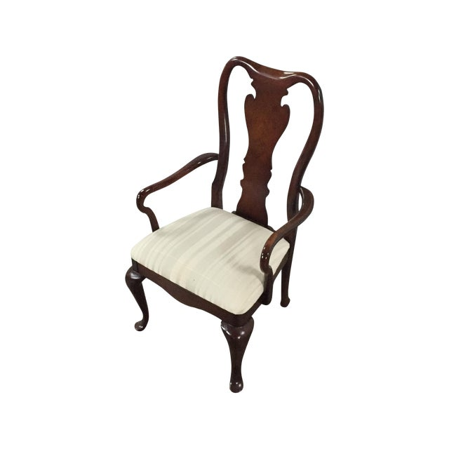 Chippendale Wood Dining Chairs - Set of 8 - Image 1 of 9