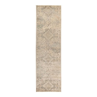 """Hand Knotted Vibrance"""" Runner Rug - 3' 1"""" X 10' 10"""""""