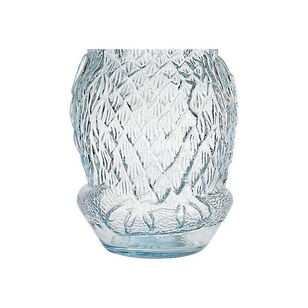 Advertising Large Owl Glass Bank - Image 3 of 6