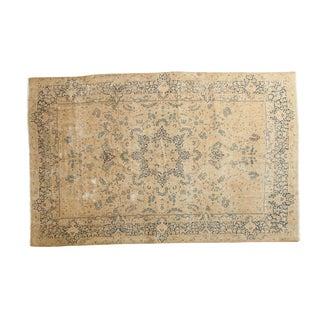 """Vintage Meshed Carpet - 6'4"""" x 10'"""