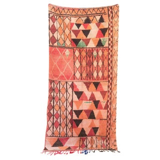 Vintage Azilal Moroccan Rug VIII - 3′6″ × 6′2″