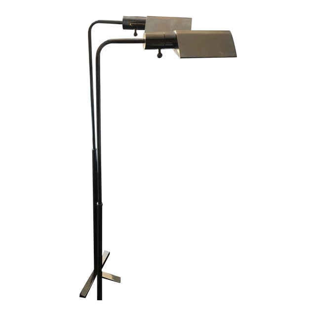 Chrome Reading Lamps - A Pair - Image 1 of 9