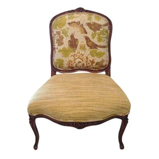 Vintage Trouvailles Occasional Chair