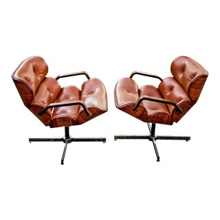 Plycraft Lounge Chairs - A Pair