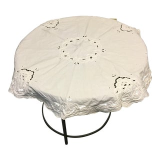 1930's Antique Table Topper