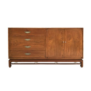 American of Martinsville Asian Influence Credenza