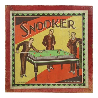 H.M. Series Snooker Board Game