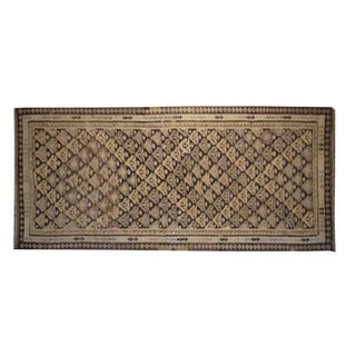 Early 20th Century Kazvin Carpet - 3′3″ × 6′11″
