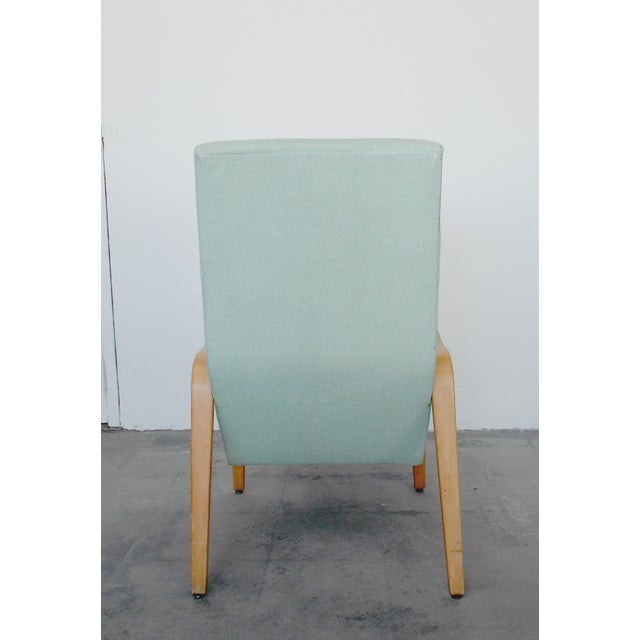Thonet High Back Lounge Chair - Image 5 of 11