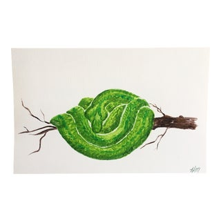Tree Snake Original Painting