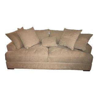 Contemporary Beige Stella Sofa