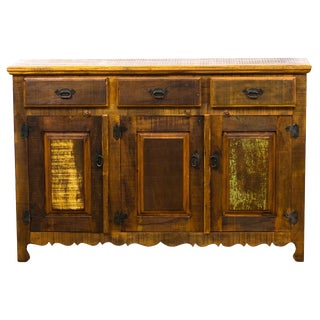 Handmade Reclaimed Wood Sideboard Moving Sale 30% Off